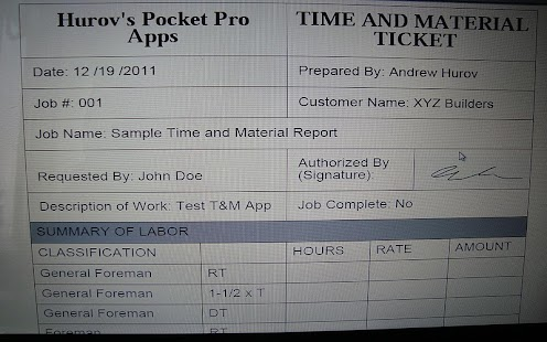 Construction Time and Material - screenshot thumbnail