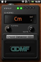 Screenshot of Chord Detector