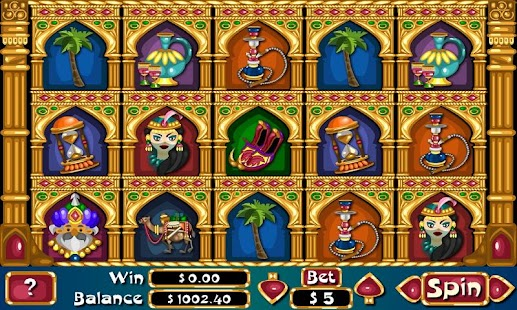 Sultan of Slots - screenshot thumbnail