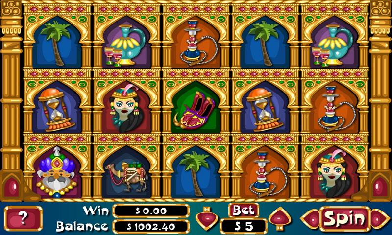 Sultan of Slots - screenshot