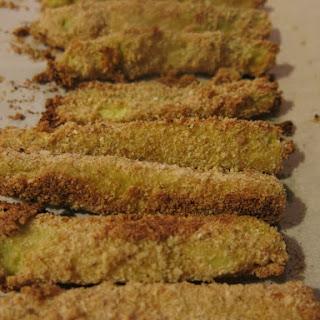 Cucumber Fries.