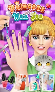 Princess Nail Salon- screenshot thumbnail