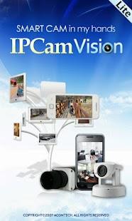 IPCamVision (Lite)– уменьшенный скриншот
