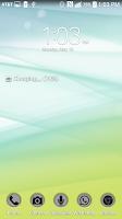 Screenshot of LGHome LG Theme BW Theme
