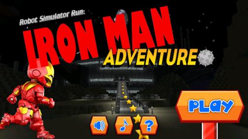 Iron Adventure For Lego