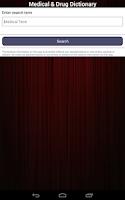 Screenshot of Medical & Medicine Dictionary