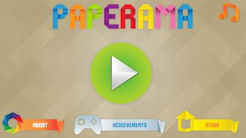 Screenshot of Paperama