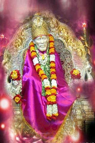 Shirdi Sai Baba Darshan in HD- screenshot