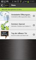 Screenshot of meinSTUDIO