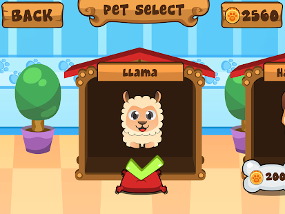 My Virtual Pet - Pets Game - screenshot thumbnail