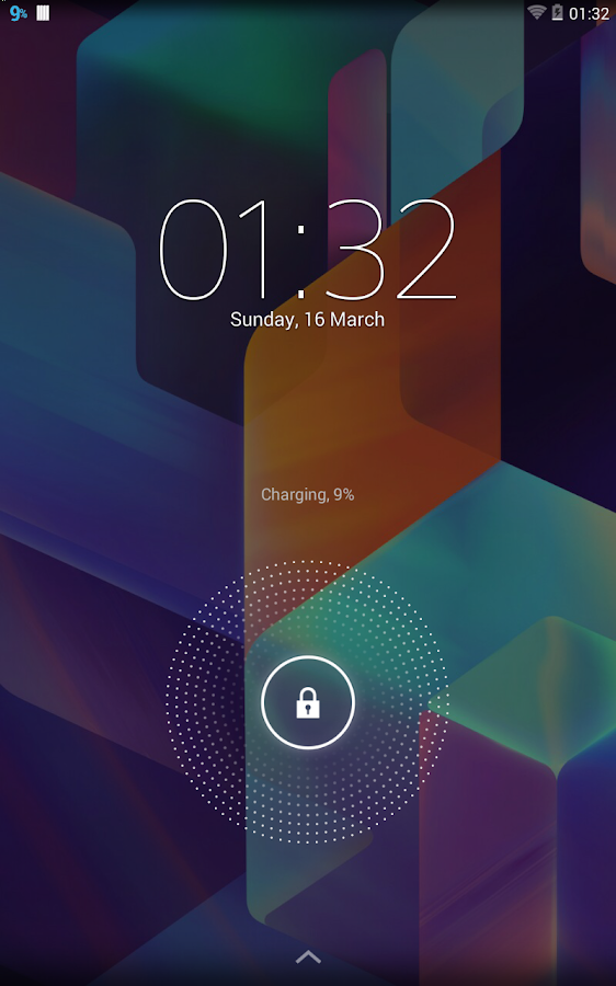 Digital Clock Widget Xperia- screenshot
