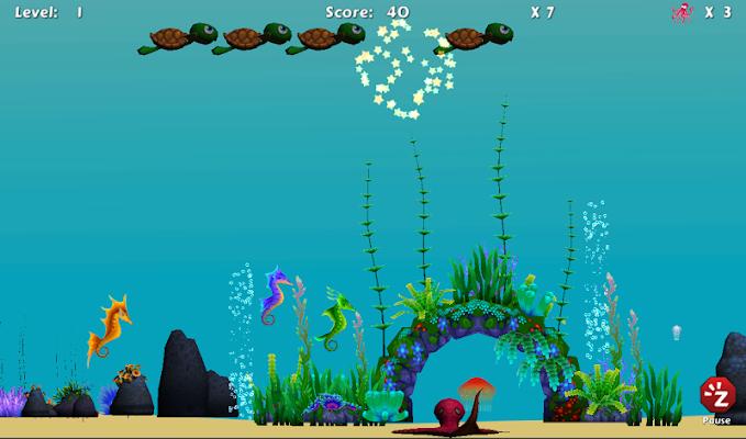 Turtle Invaders - screenshot