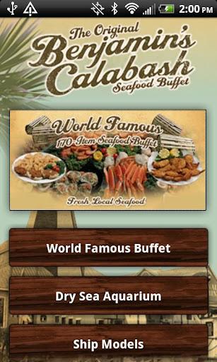 Benjamin's Calabash Seafood