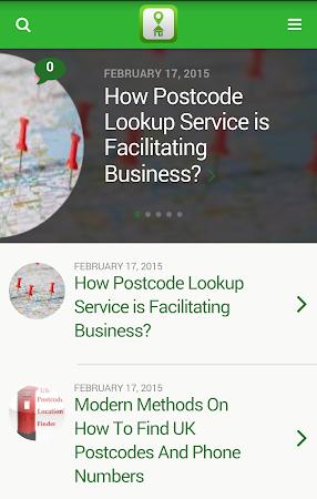 Address Finder Search 1.0 screenshot 10062