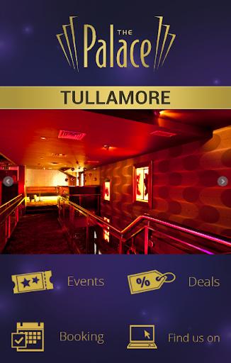 The palace Tullamore