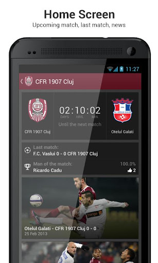 CFR 1907 Cluj Official