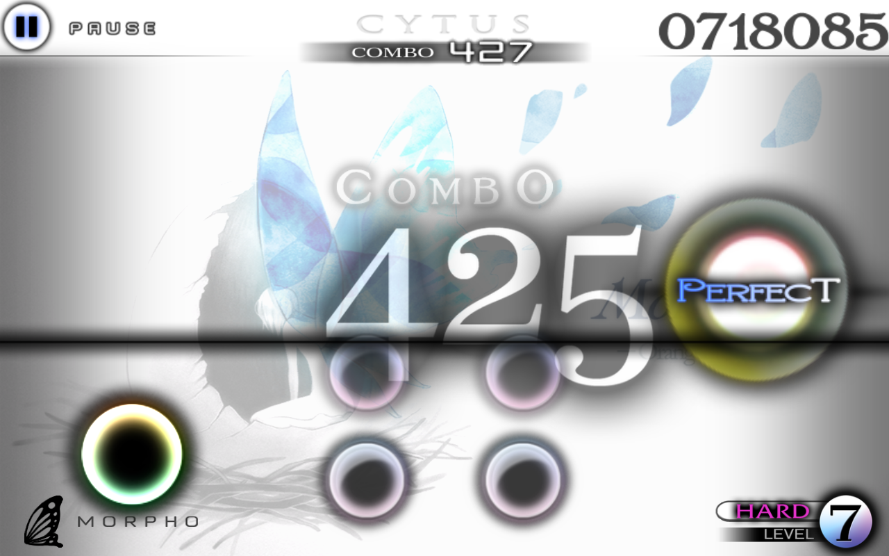 Cytus screenshot #13