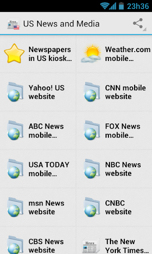 US News Sports and Media