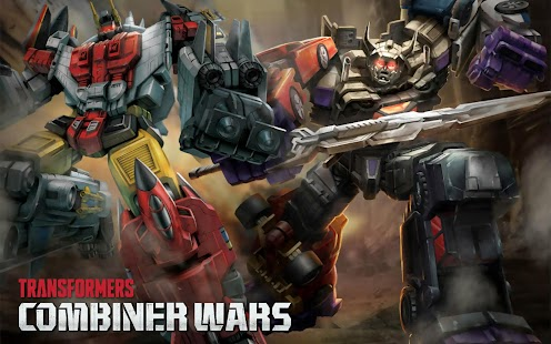 TRANSFORMERS Official App - screenshot thumbnail