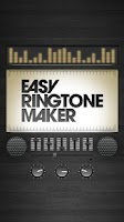 Screenshot of Easy Ringtone Maker