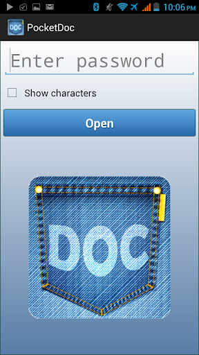 【免費商業App】PocketDoc - document copies-APP點子
