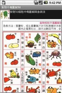 食物中毒圖解50