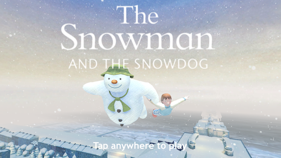 The Snowman The Snowdog Game