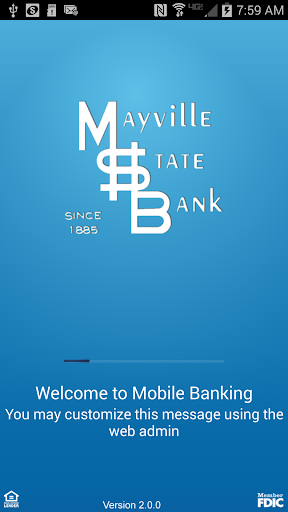 Mayville State Bank Mobile