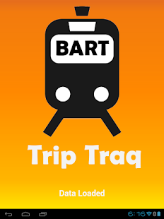 Trip Traq BART- screenshot thumbnail
