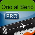 Aeropuerto de Milán Bergamo icon