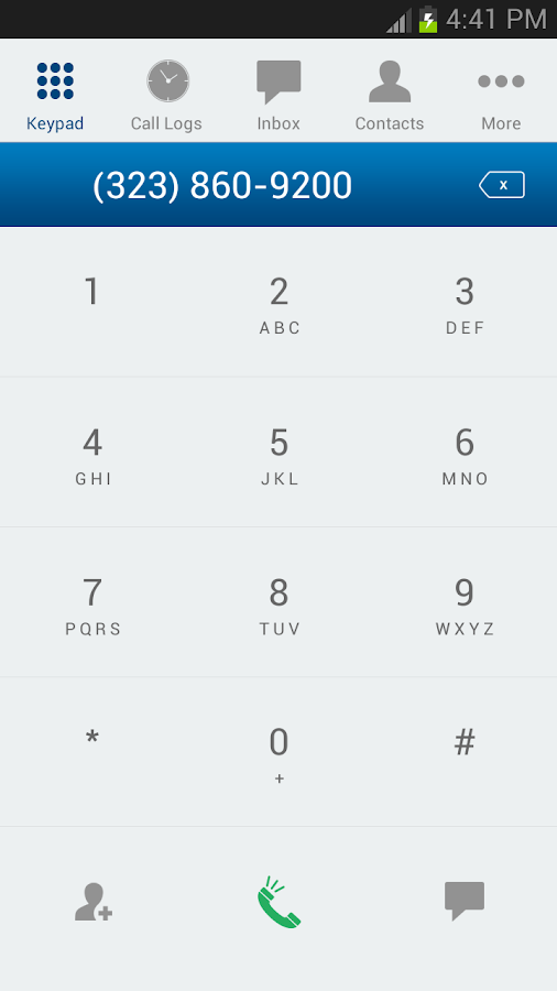 Onebox Business Phone Solution- screenshot