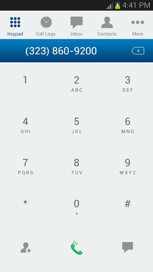 Onebox - screenshot