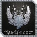 XPERIA™ Headbanger Theme icon