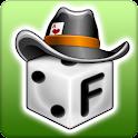 Farkle Solo – Free logo