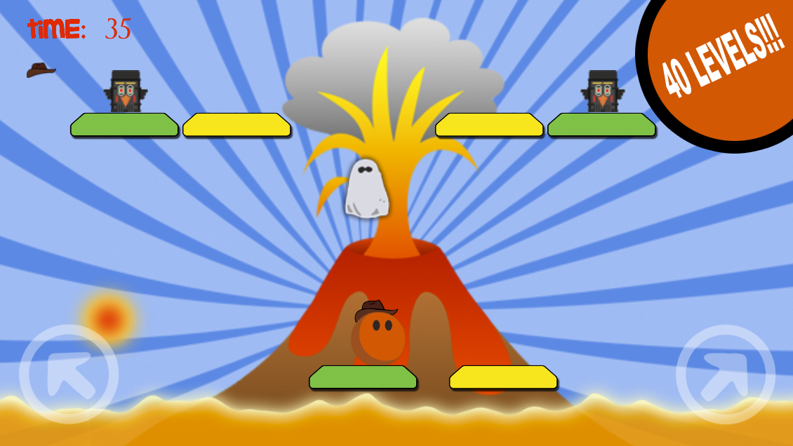 Impossible Adventure- screenshot