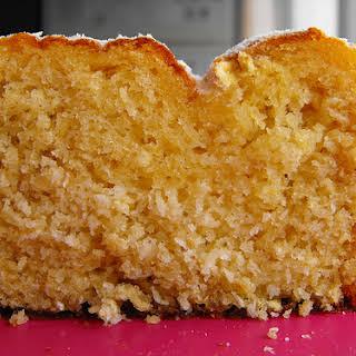 Coconut and Oatmeal Cake.