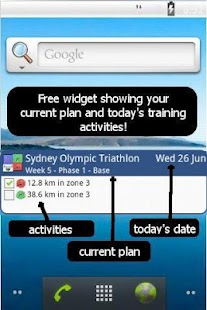Megathlon : triathlon training- screenshot thumbnail