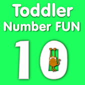 Toddler Number FUN!