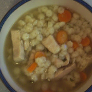Homestyle Chicken Noodle Soup Recipe