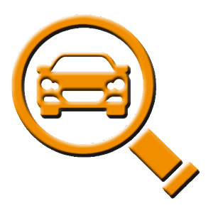 how to find vehicles registered in my name
