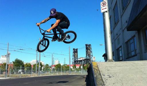 BMX Bike Boy