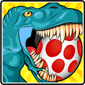 Shoot Tyrannosaur Eggs