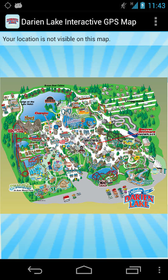 Darien Lake Theme Park - screenshot