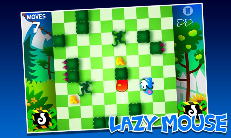 Lazy Mouse Free - screenshot