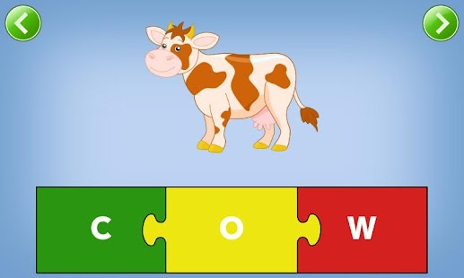 Kids ABC Letter Phonics - screenshot thumbnail
