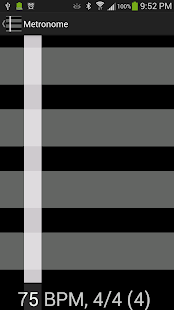 Highly Visible Metronome - screenshot thumbnail