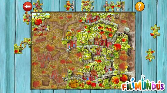 Pettson's Jigsaw Puzzle- screenshot thumbnail