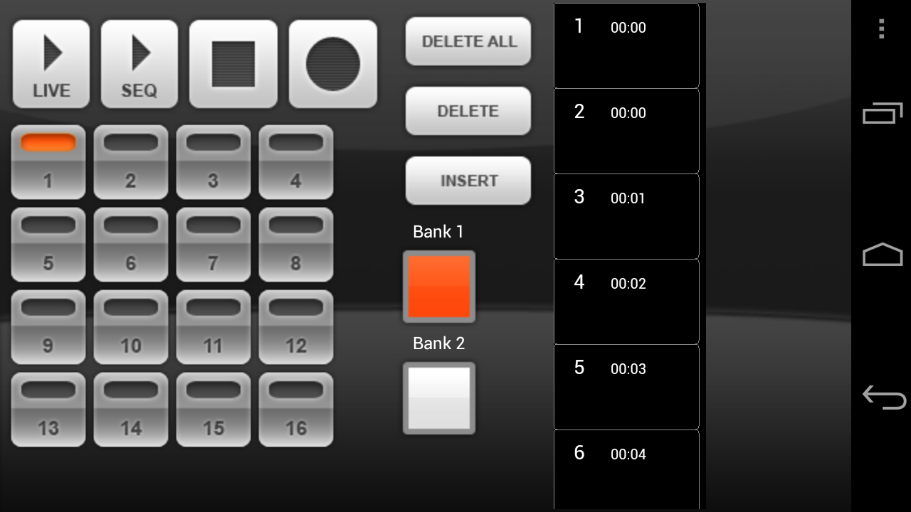 Electrum Drum Machine/Sampler screenshot #5