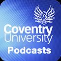 CoventryUniversityPodcast logo