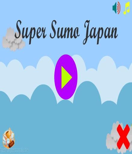 Super Sumo Japan